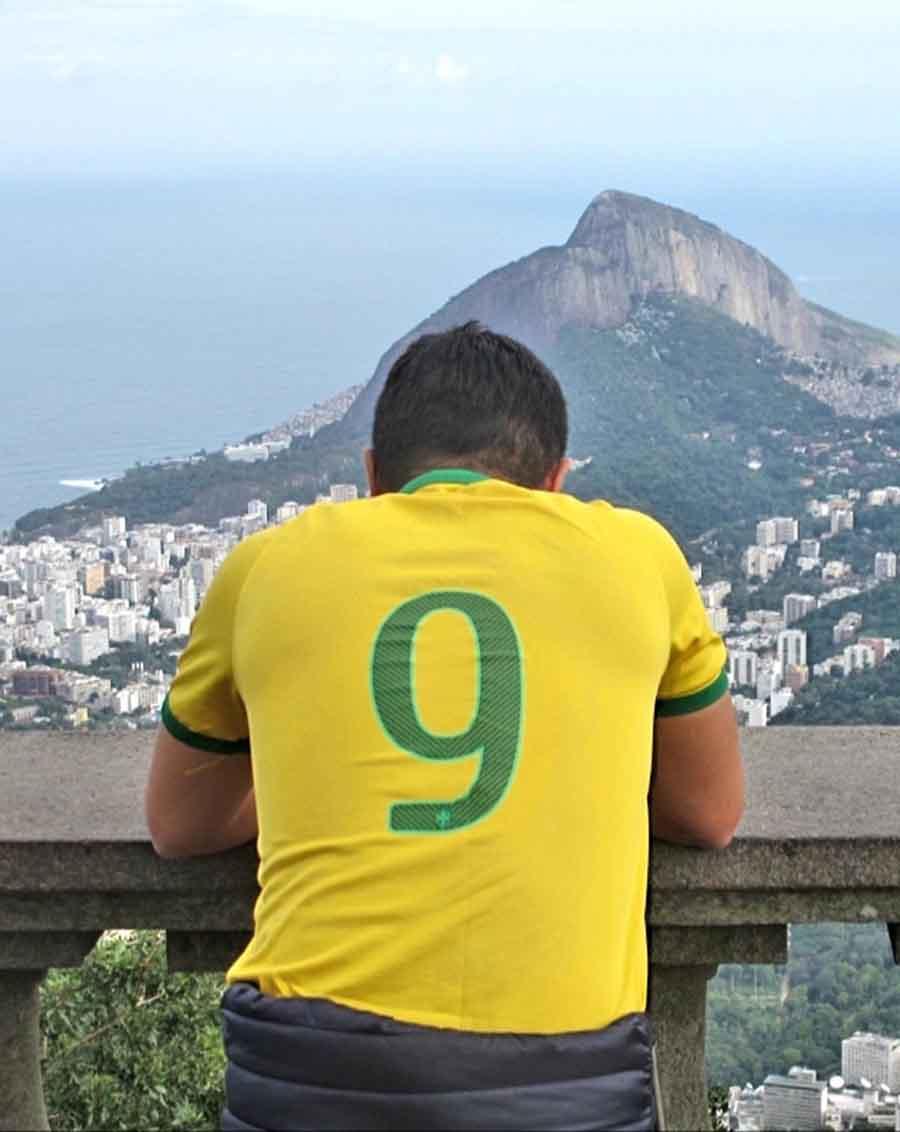 Corcovado, Rio - Photographs by Gavin Cologne-Brookes