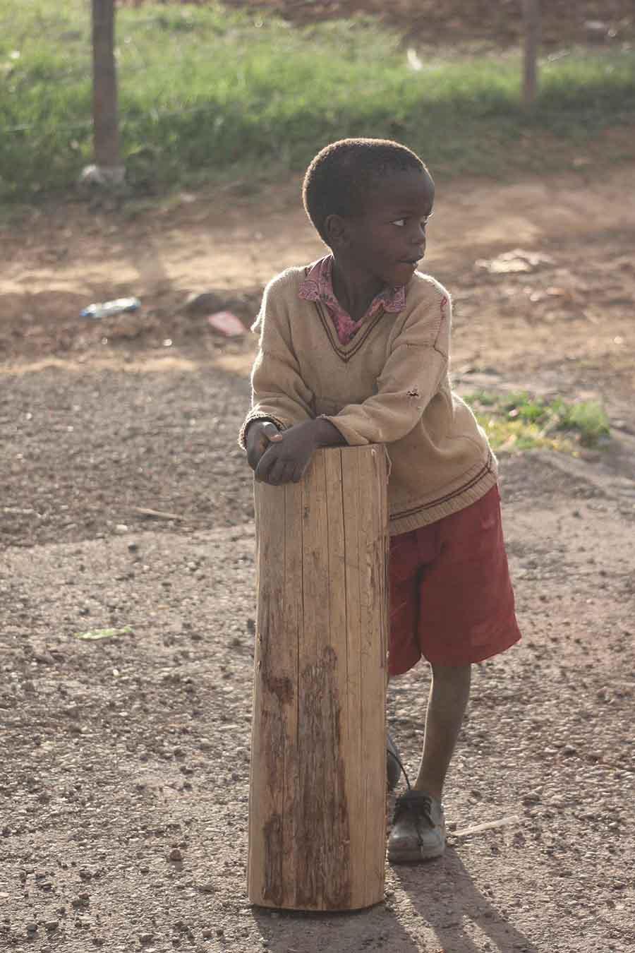 Roadside, Naivasha - Photographs by Gavin Cologne-Brookes