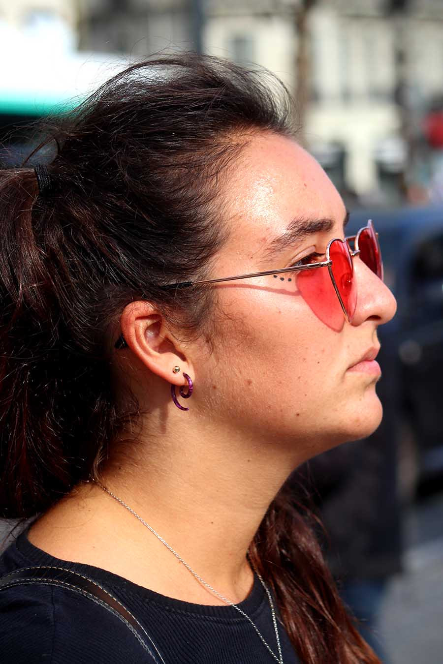 Rose-Coloured Spectacles, Paris - Photographs by Gavin Cologne-Brookes
